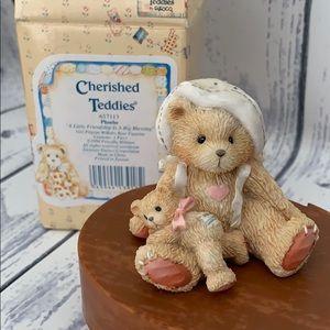 Cherished teddy Phoebe
